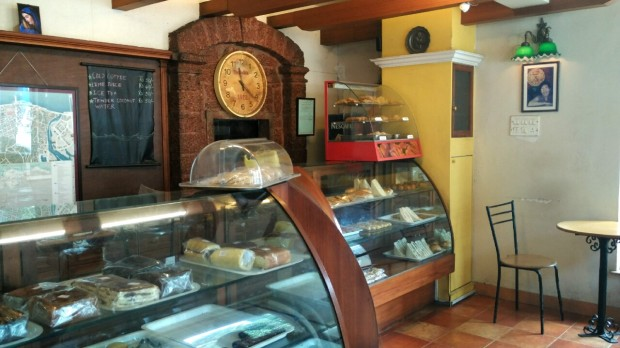 Mr Baker, Panjim