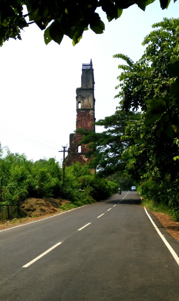 St Augustine's Tower Complex, Old Goa