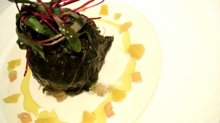 Dolma - Ottoman Cafe, Four Seasons Worli