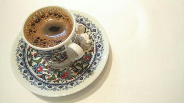 Turkish Coffee - Ottoman Cafe, Four Seasons Worli