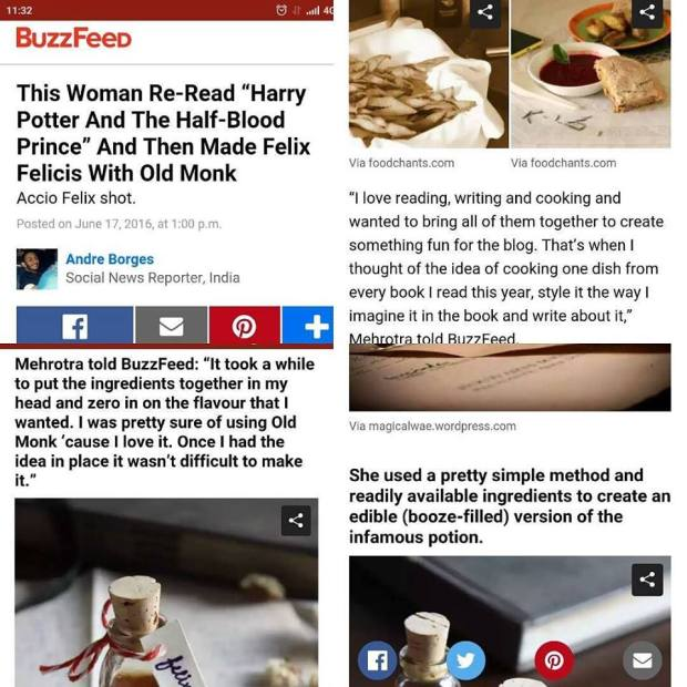 Harry Potter - Buzz Feed
