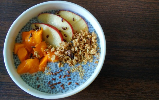 Overnight Chia Seed Pudding
