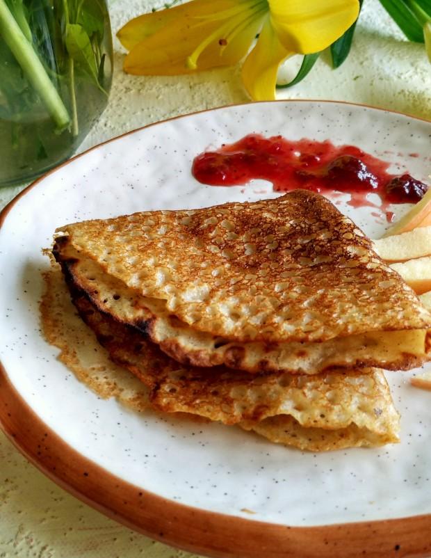 Jowar Pancakes
