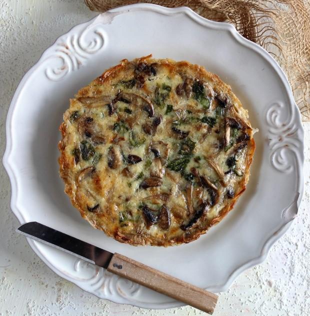 Potato Crust Pie - The Guernsey Literary and Potato Peel pie Society: The Literary Kitchen #7