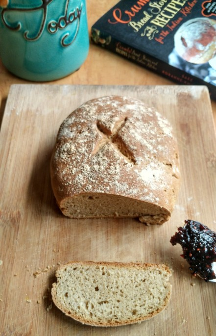 Whole Wheat Bread: Crumbs - The Literary Kitchen #8