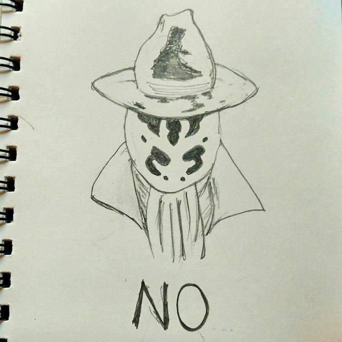 Rorschach, Watchmen